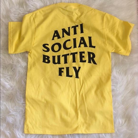 Anti Social Social Club Tops - Anti Social T